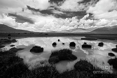 Photograph - Tibetan Reflections by Craig Lovell