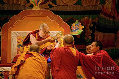 Photograph - Tibetan_d124 by Craig Lovell