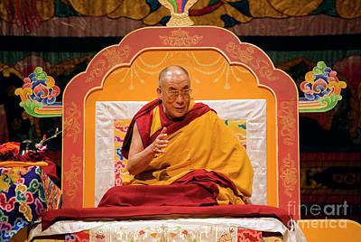 Photograph - Tibetan_d130 by Craig Lovell