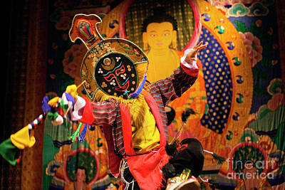 Photograph - Tibetan_d240 by Craig Lovell