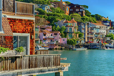 Photograph - Tiburon by Jack Peterson