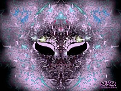Digital Art - Tica by Subbora Jackson
