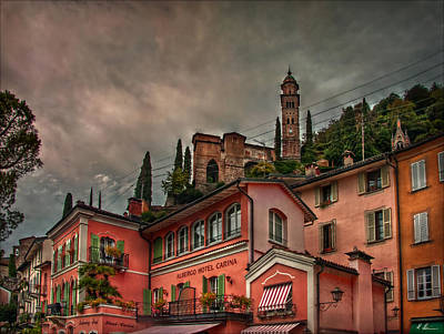 Photograph - Ticino Landmark by Hanny Heim
