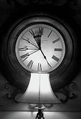 Photograph - Tick, Tock, Tick, Tock, Tock, Tock  by David Andersen