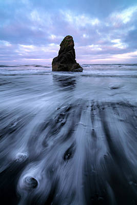 Photograph - Tidal Dance II by Mike Lang