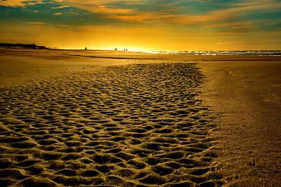 Photograph - Tidal Flats by John Harding