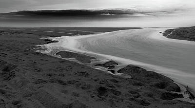 Photograph - Tidal Flow by Steven Ainsworth