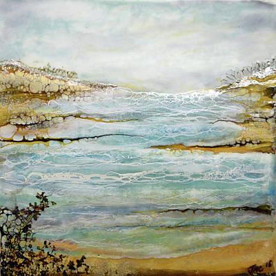 Painting - Tidal Pool 1 by Jennifer Creech