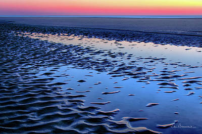 Photograph - Tidal Pool 6240 by Dan Beauvais