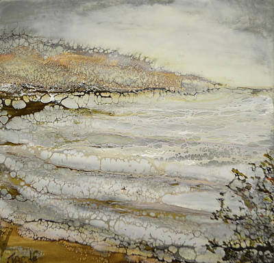 Painting - Tidal Pool No. 2 by Jennifer Creech