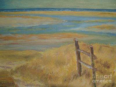 Painting - Tidal Sands by Paul Galante