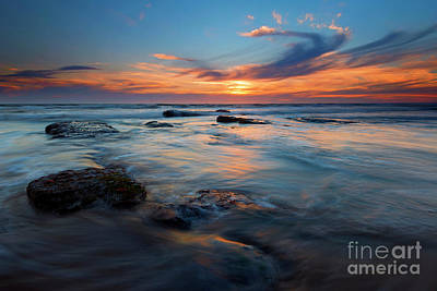Photograph - Tidal Swirl by Mike Dawson