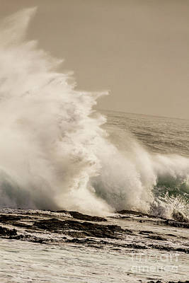Photograph - Tidal Waves by Jorgo Photography - Wall Art Gallery