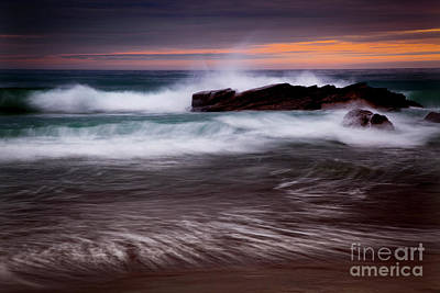 Cornwall Photograph - Tide And Time Wait For No Man by Gavin Thorn
