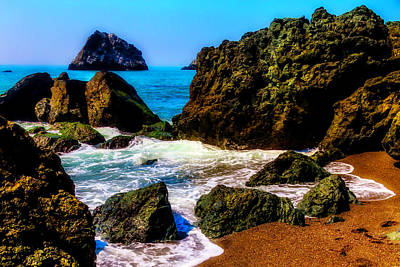 Photograph - Tide Coming In  by Garry Gay