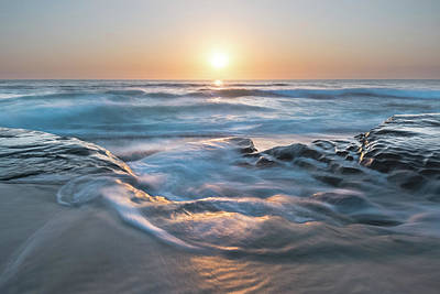 Photograph - Tide Dynamics by Alexander Kunz