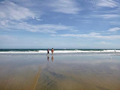 Photograph - Tide Flats by Ellen Paull