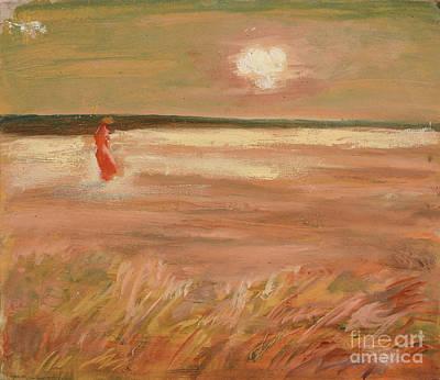Painting - Tide Of Senses by Oleg Konin