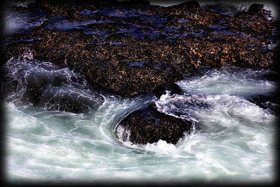 Photograph - Tide On The Baja by Hugh Smith