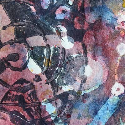 Tide Pool 11 Art Print
