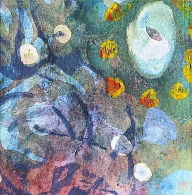 Tide Pool 8 Art Print
