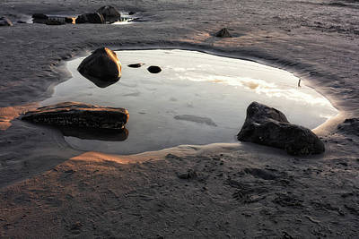 Photograph - Tide Pool by John Hoey