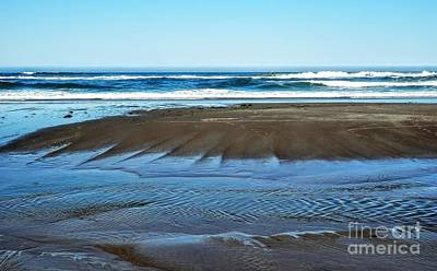 Photograph - Tide Pool by L Cecka