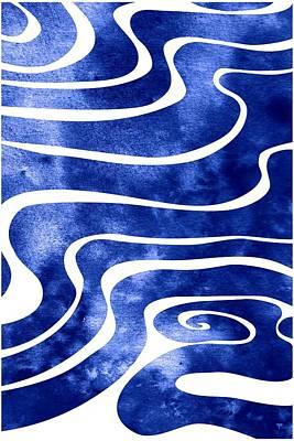 Tide V Art Print