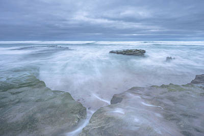 Photograph - Tidepool Cauldron by Alexander Kunz