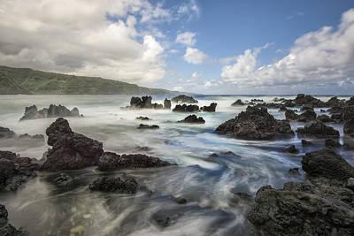 Photograph - Tides by Jon Glaser