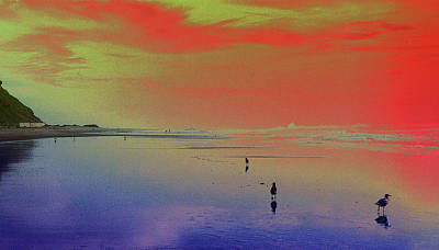 Photograph - Tides Out by David Pantuso