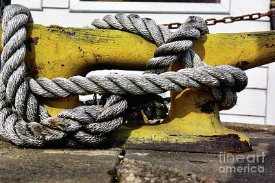 Photograph - Tied Up In Knots by John S