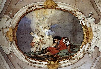 Digital Art - Tiepolo Palazzo Patriarcale Jacob S Dream by Giovanni Battista Tiepolo