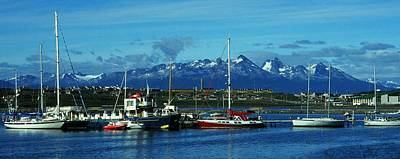 Photograph - Tierra Del Fuego by Juergen Weiss
