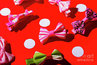 Bow Photograph - Ties To Fashion by Jorgo Photography - Wall Art Gallery