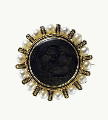 Photograph - Tiffany Brooch 1868 by Rospotte Photography