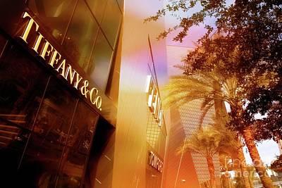 Photograph - Tiffany Las Vegas by Bob Pardue