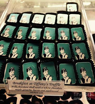 Photograph - Tiffany's Chocolate by Michael Krek