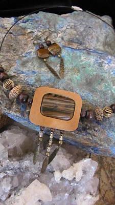 Jewelry - Tiger Eye by Barbara Prestridge