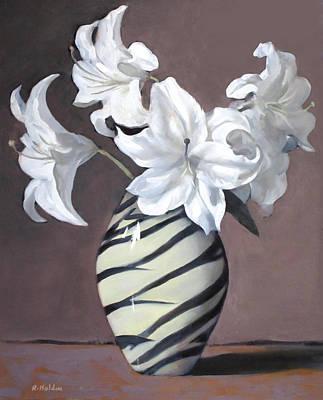 Tiger Lilies Original