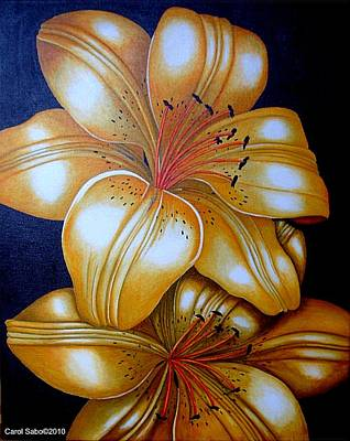 Tiger Lily Times Two Original