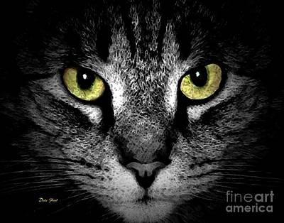Tiger Tiger 3 Art Print