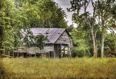 Photograph - Tigertown Barn by Lisa Moore