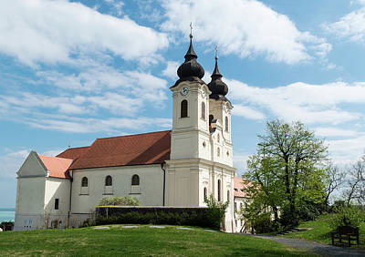 Photograph - Tihany Abbey by Steven Richman