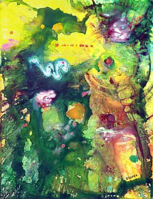 Tikal Art Print