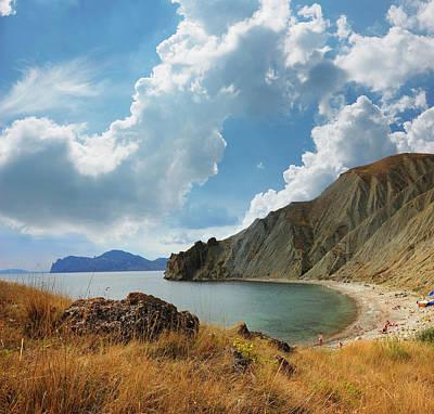Tikhaya Cove Of The Bay Of Koktebel, Crimea Original