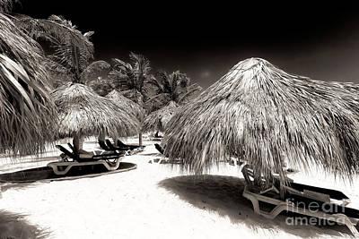 Photograph - Tiki Shadows by John Rizzuto