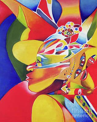 Painting - Tikira by Charles Orr