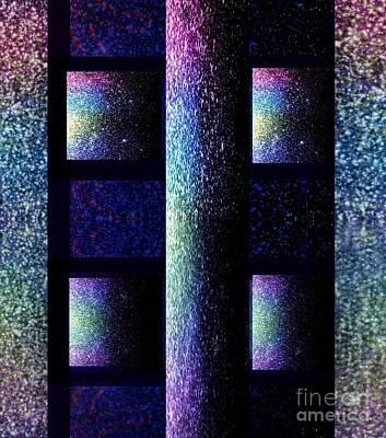 Digital Art - Tile N Tile by Gayle Price Thomas