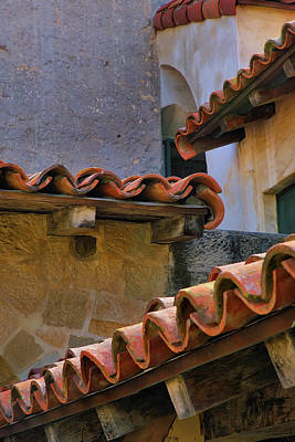 Tiles And Textures Art Print